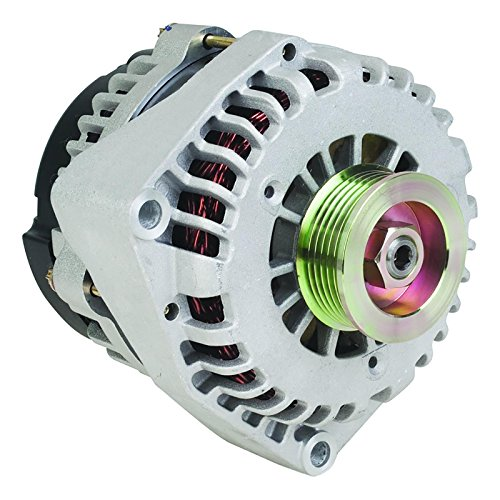NEW ALTERNATOR FOR CHEVROLET/GMC AVALANCHE C/K/R/V SERIES PICKUP SUBURBAN TAHOE YUKON, CADILLAC ESKALADE, HUMMER 160 AMP
