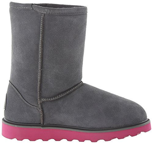 Bearpaw - Fashion / Mode - Payton Charcoal Pomberry - Gris