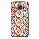 S6 Edge Case Cartoon Red Hot Chili Peppers - Case for Galaxy S6 Edge - Protector Cover for Samsung S6 Edge