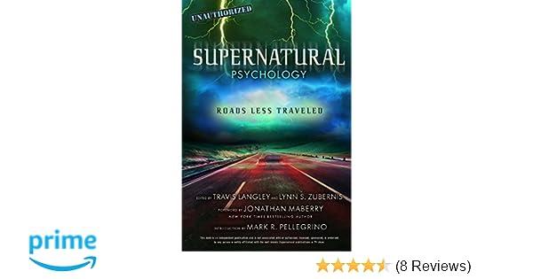 Amazon com: Supernatural Psychology: Roads Less Traveled (Popular