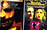 The Texas Chainshaw Massacre the Next Generation , the Texas Chainsaw Massacre the Beginning : 2 Pack