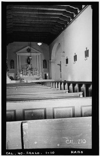 Photo: Mission San Luis Obispo de Tolosa,782 Monterey Street,San Luis - San Ca Stores Obispo In Luis