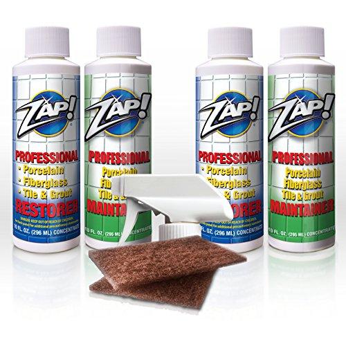 Zap Professional Restorer Amp Maintainer For Porcelain