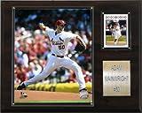 MLB Adam Wainwright St. Louis Cardinals Player Plaque