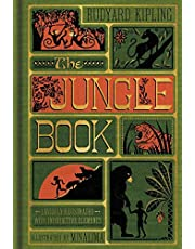 The Jungle Book (MinaLima Edition) (Illustrated with Interactive Elements)