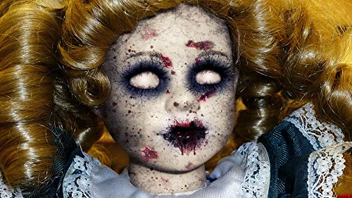Photography Poster - Halloween, Doll, Evil, Monster, 24