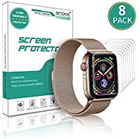 [8 Pack] AnoKe for Apple Watch iWatch 40mm / 38mm Screen...