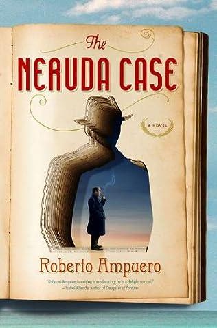 book cover of The Neruda Case