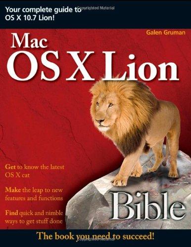 About Apples Gift Box (Mac OS X Lion Bible)