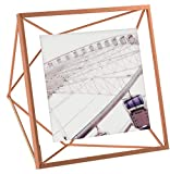 Umbra Prisma Picture Frame, 4 x 4 Photo Display for