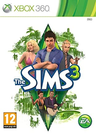 The Sims 3 Xbox 360: Xbox 360: Computer and Video Games