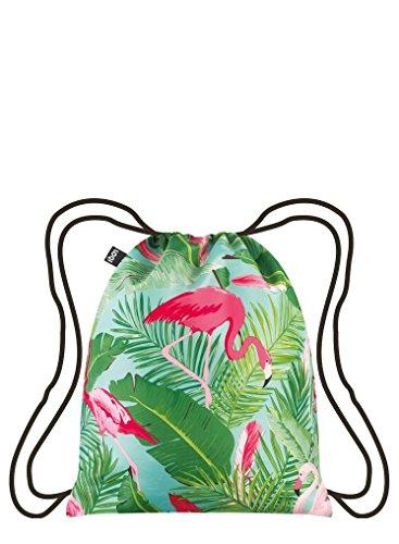 LOQI Wild Flamingos Backpack