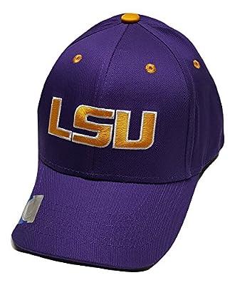 LSU Tigers Adjustable Cap by Capsmith