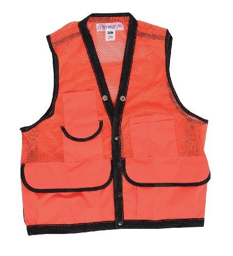 Ben Meadows - 105156XXL - Ben Meadows High-Visibility Mesh Vest, XX-Large (56-58) (Mesh Ben Vest)
