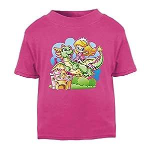 Camiseta de princesa para niños, camiseta para niños, regalo ...