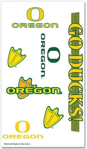 Oregon Ducks Tattoos 7 Tattoos Wincraft