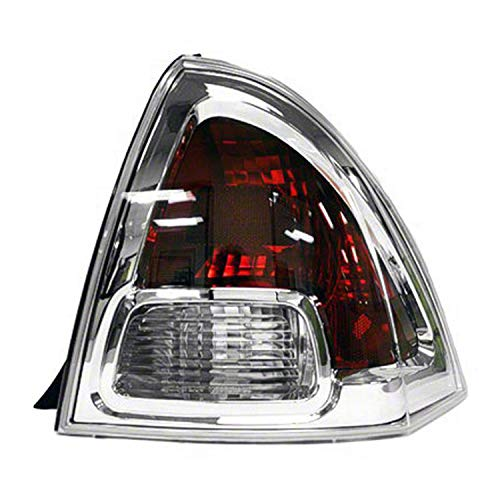 GetAllParts New Aftermarket Passenger Side Rear Tail Lamp Lens and Housing FO28919113N