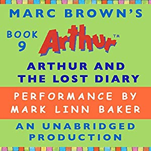 Arthur and the Lost Diary Audiobook