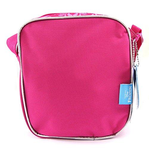 Rose shoulder bag 'Reine Des Neiges'bianco.