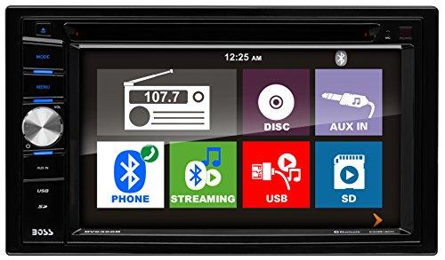 BOSS Audio BV9366B Touchscreen Bluetooth