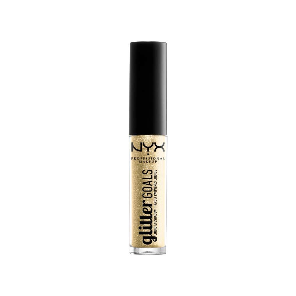 NYX Professional Glitter Goals Liquid Eyeshadow Industrial Beam Industrial Beam