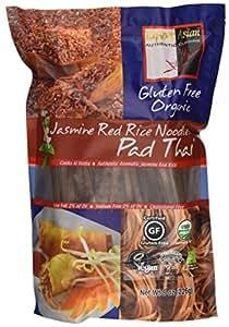 Amazon.com : Explore Asian Organic Jasmine Red Rice Pad