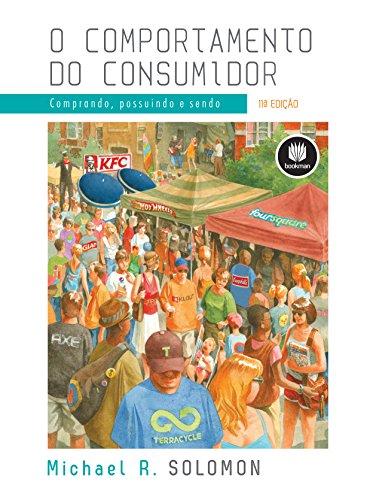 Comportamento Consumidor Comprando Possuindo Sendo ebook