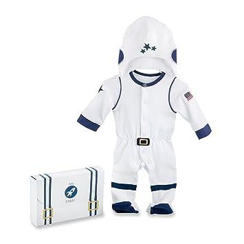 Amazon.com   Baby Aspen Big Dreamzzz Baby Astronaut 2 Piece Layette ... e63a415a3