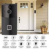 Wireless Video doorbell Smart WiFi Remote Wireless Video intercom Home Monitoring Security doorbell