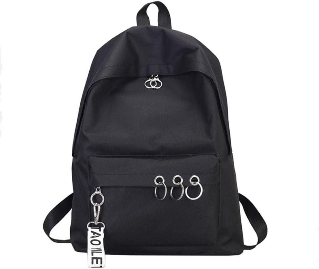 Jiusike Fashion Women Satchel Travel Backpack Shcool Bag Shoulder Bookbag