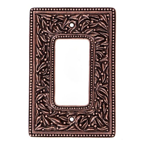 Vicenza Designs WPJ7004 San Michele Dimmer Vicenza Jumbo Wall Plate, Antique Designs Antique Copper by Vicenza Designs B00DJMG60Y, カードファナティック:8db42472 --- number-directory.top