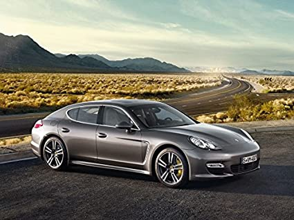 Porsche Panamera Customized 32x24 inch Silk Print Poster Seda Cartel/WallPaper Great Gift