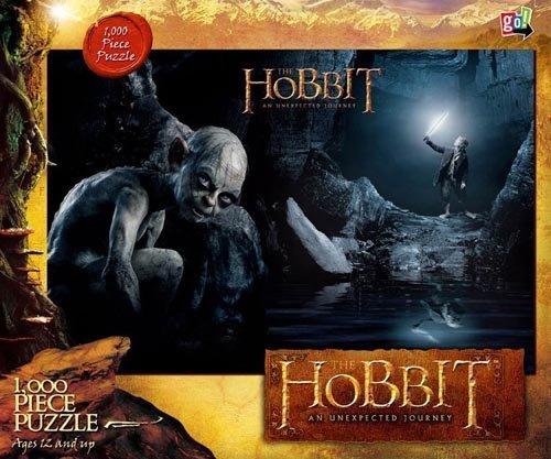 The Hobbit: Gollum 1000 Piece Puzzle