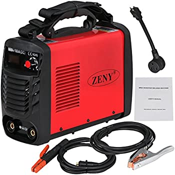HZXVOGEN Arc Stick Welder IGBT DC Inverter MMA Arc 200A 220V ZX7 Rod ...