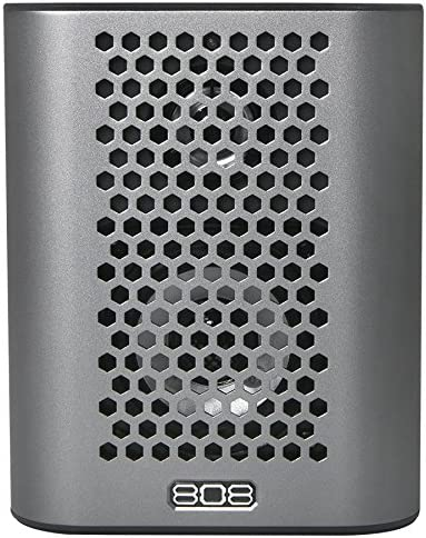 808 HEX TLS Bluetooth Speaker in Gunmetal Gray