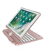 iPad 6th/5th Gen Case with Keyboard, iPad Pro 9.7