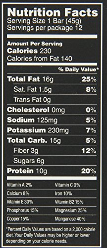 Nutrition Bars STRONG KIND Protein Bars, Thai Sweet Chili Savory ...