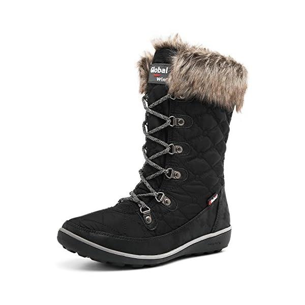 GlobalWin Women Boots