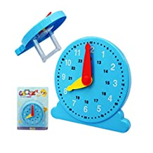 Remeehi Educational Learning Clock Teaching Clock for Children