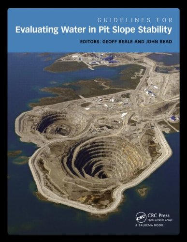 (Guidelines for Evaluating Water in Pit Slope Stability)