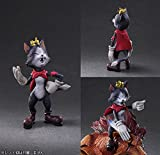 Square Enix Final Fantasy VII Remake Cid Highwind & Cait Sith Play Arts Kai Action Figure