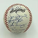 1994 San Francisco Giants Team Signed National League Baseball With Barry Bonds - Autographed Baseballs