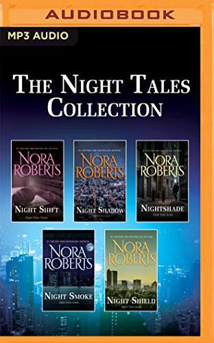Night Tales: Nightshade and Night Smoke by Nora Roberts