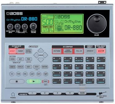 Cajas de Ritmos Boss DR880: Amazon.es: Instrumentos musicales