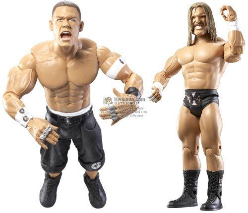 WWE Adrenaline Series 20 John Cena Vs. Triple H by WWE