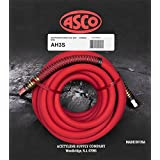 AH3S Acetylene Hose – 12.5 Ft with Spring Ends