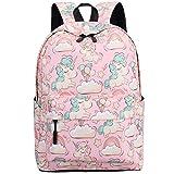 Kids Preschool Backpack for Boys Girls Toddler Kindergarten Bookbag Water Resistant (pink s/18)
