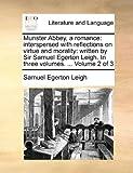 Munster Abbey, a Romance, Samuel Egerton Leigh, 1170651992