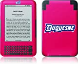 Skinit Kindle Skin (Fits Kindle Keyboard), Duquesne University