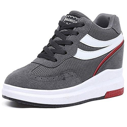 BOLOG ウォーキングシューズ レディース 厚底靴 スニーカー 超軽量 通気性 カジュアル 履き心地 脚長 美足 防滑